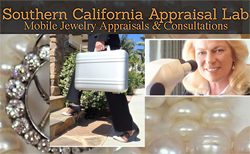 Mobile appraisal and gemological services